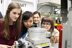 Students on the Beamlines program continues to inspire Image